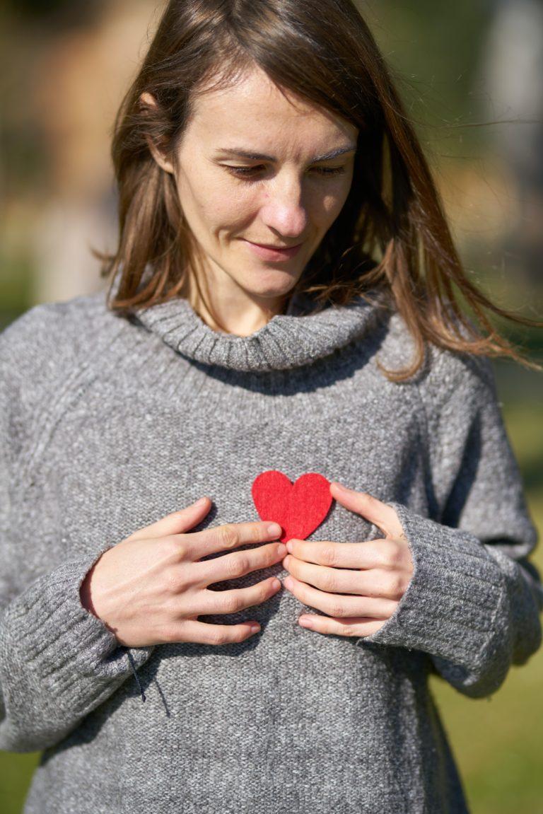 vrouw&hart